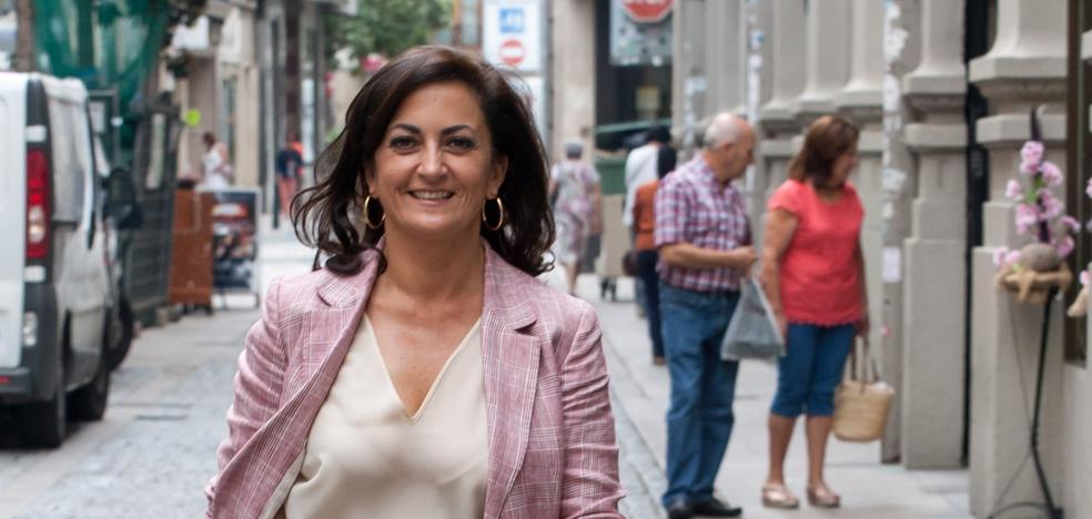 «Ceniceros está agotado y yo dispongo de toda la energía para el cambio que exige La Rioja»