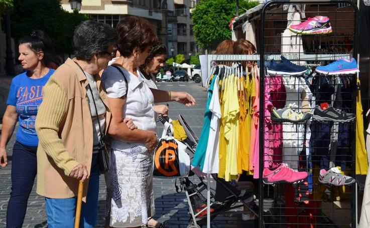 Mercado de oportunidades en Calahorra