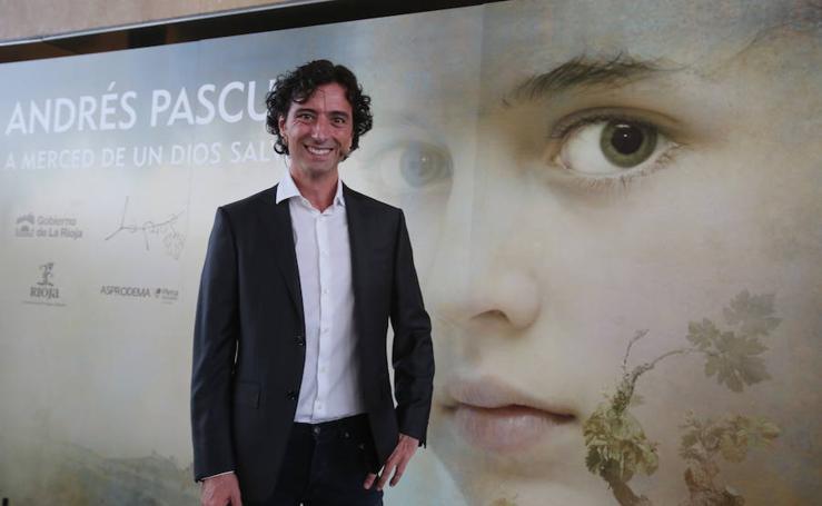 Presentación del libro de Andrés Pascual