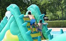 Casi 300.000 logroñeses usan las piscinas municipales en verano