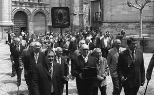 Misa, proyección y comida, el sábado, en el XII Encuentro de cofrades del Santo
