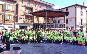 Ezcaray reunió a 127 mujeres contra la violencia