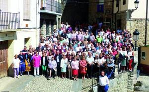 El Día del Jubilado cierra las fiestas en Torrecilla