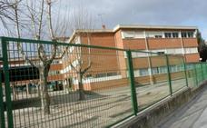 Pequeño incendio sin heridos en el Colegio Obispo Blanco Nájera