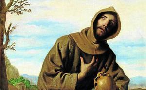 Una obra de Zurbarán hace parada en Logroño