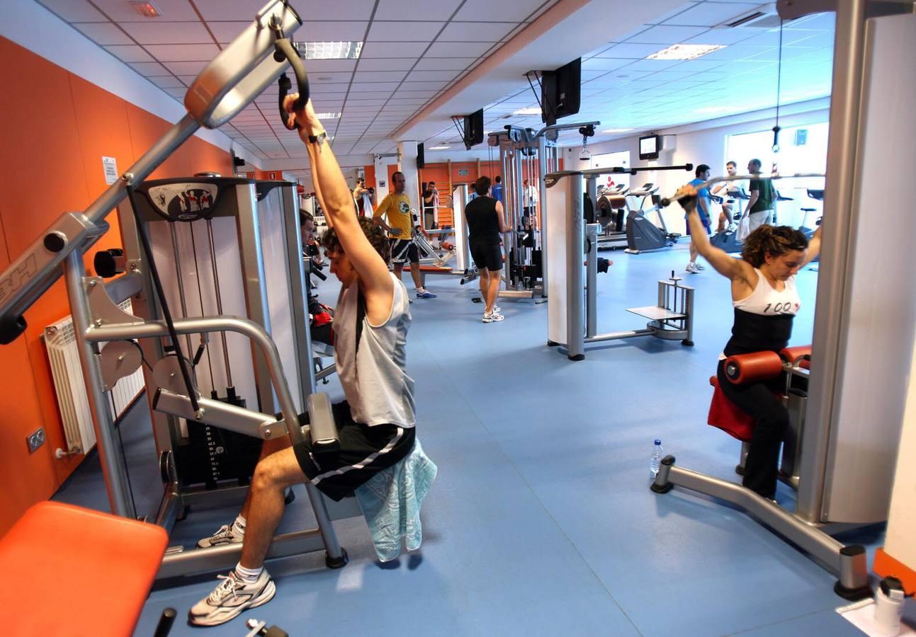Abierto el plazo de inscripción para no abonados en las actividades de Logroño Deporte