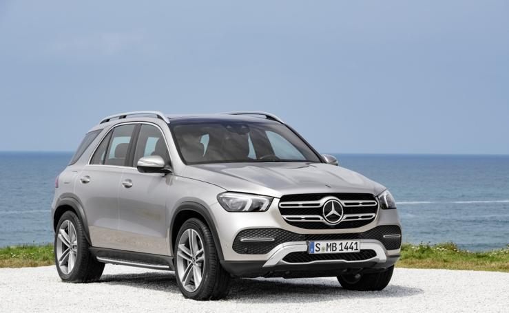 Mercedes renueva el GLE