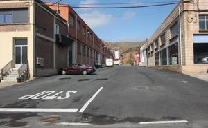 Arnedo destina 26.000 euros a la mejora de la calle Aurora del polígono El Raposal