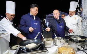 Putin y Xi Jinping refuerzan su alianza ante el «unilateralismo» de EE UU