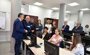 Cáritas Chavicar abre un centro de formación para desempleados en Logroño