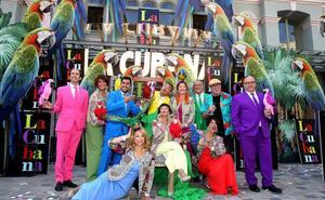 La Cubana celebra en el Bretón 'Adiós Arturo', una obra que canta a la vida