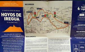La XXIV Marcha a Hoyos de Iregua se celebrará el 7 de octubre