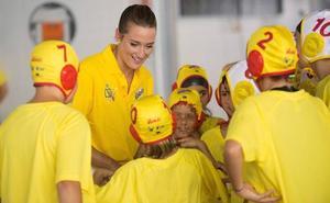 Mireia Belmonte: «Espero volver a ser la de siempre»