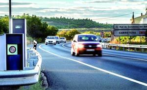 El radar que más multa en La Rioja