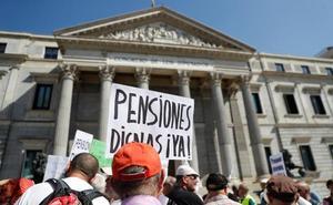 El Pacto de Toledo se atasca en la importancia del IPC para revalorizar las pensiones