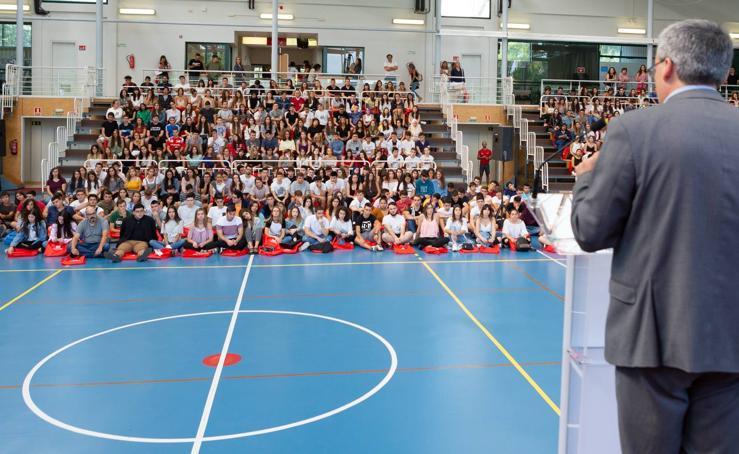 La Universidad de La Rioja da la bienvenida a los nuevos estudiantes del curso 2018-2019