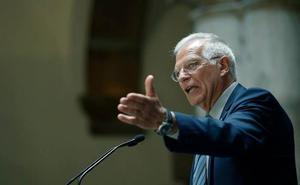 Borrell: «Se puede estar contra la independencia y reconocer que la mayoría de Cataluña se siente nación»