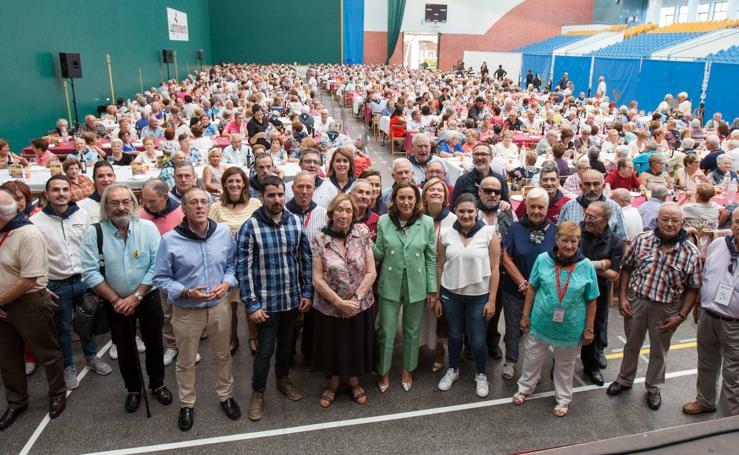 Celebración del Día de las Asociaciones de Personas Mayores de Logroño
