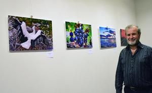 Exposición de Pepe Laguardia en el Colegio de Ingenieros Técnicos
