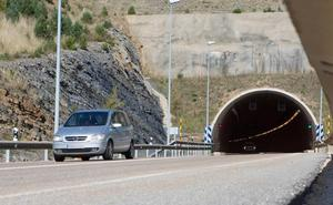 El túnel de Piqueras se cierra del 17 al 19 de septiembre