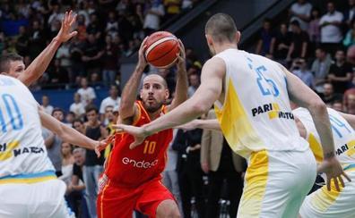 Primera derrota de España