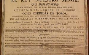 Dos siglos de feria taurina