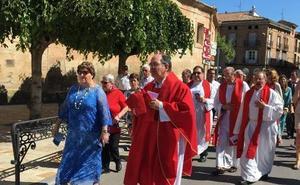 Fuenmayor celebró ayer el día grande de sus fiestas de la Cruz
