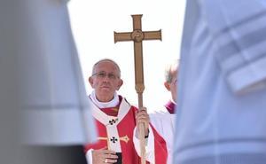 El Papa, en Palermo: «No puede creerse en Dios y ser mafioso»