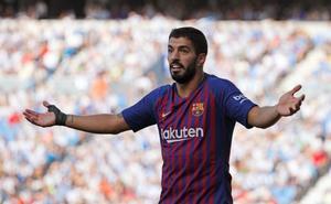 Luis Suárez: «En partidos así se ganan las Ligas»