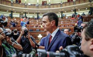 Sánchez vive la semana más negra en cien días de Gobierno
