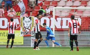 Los goles del UDL-Sporting