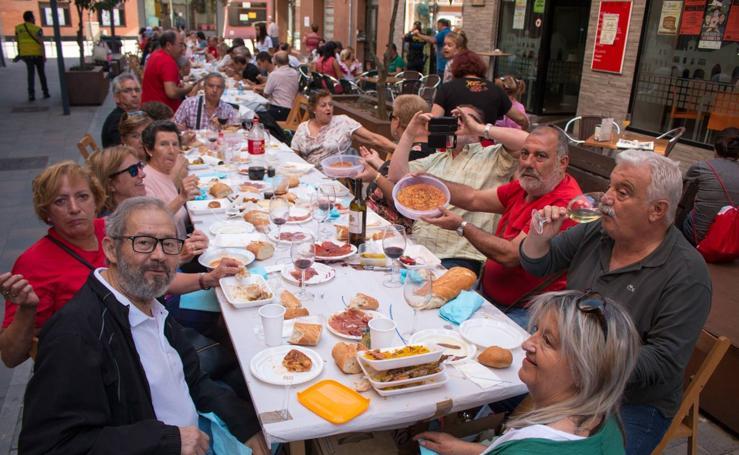 'Paella.. pa todos' en Santo Domingo