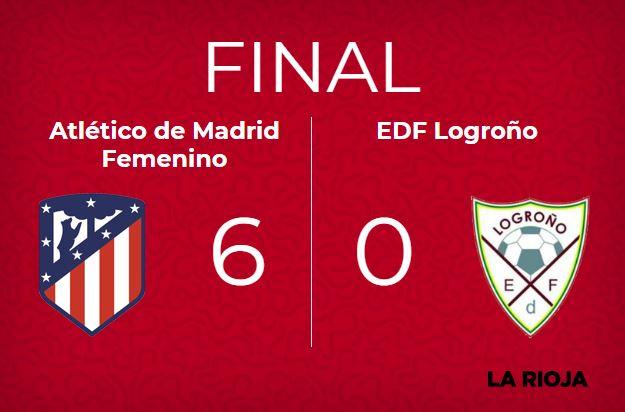 En Directo: Atlético de Madrid-EDF