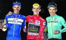 La Vuelta rejuvenece con Yates y Mas