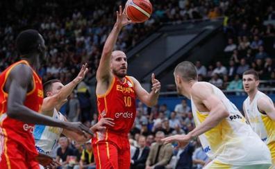 España sufre para poner más de un pie en el Mundial