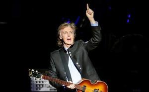 McCartney alcanza con 'Egypt Station' su primer número 1 en EE UU en 36 años