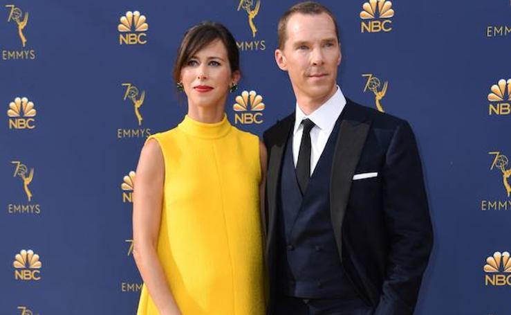 Así ha sido la alfombra dorada de los Emmy