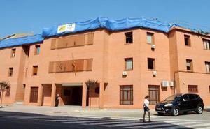 La Consejería de Justicia inicia la reforma de la cubierta de los juzgados de Calahorra