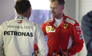 Ferrari firma otra historia de terror