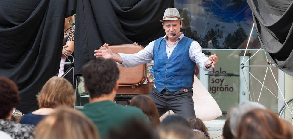 «El truco es el 15% de la magia y el resto, el cómputo de destrezas acumuladas»