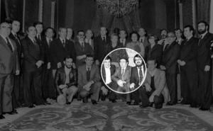 Fallece Florentino Santamaría, histórico del sindicalismo y la política riojana
