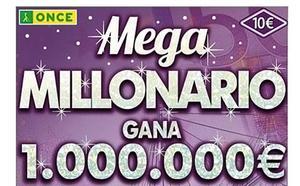 Un 'rasca' de la ONCE deja un millón de euros a un afortunado de Arnedo