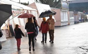 Las desiertas barracas tras la tormenta: las niñas bonitas (ni nadie) pagan dinero