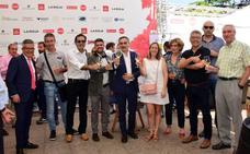 Terraza de Diario LA RIOJA: degustación a cargo de La Chula y con Bodegas Riojanas