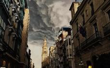 Miles de ojos contaron la tormenta que paralizó Logroño