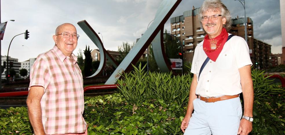 «Mi tierra es La Rioja, Logroño es mi pueblo...» nació de un mosqueo