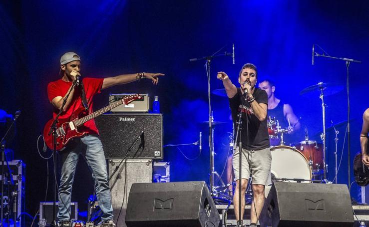 Los conciertos del martes: Espacio Peñas 2.0 y Parrilla rock