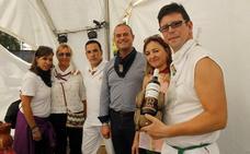 El mejor zurracapote, el de la peña La Rioja