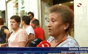 «No sé qué ha podido pasar», relata la madre del exmarido
