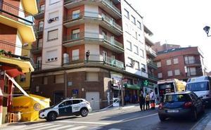 Una niña de nueve meses fallece en Lardero tras caer de la casa de la expareja de su madre